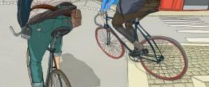Ciclistas y peatones a salvo gracias a una aplicación
