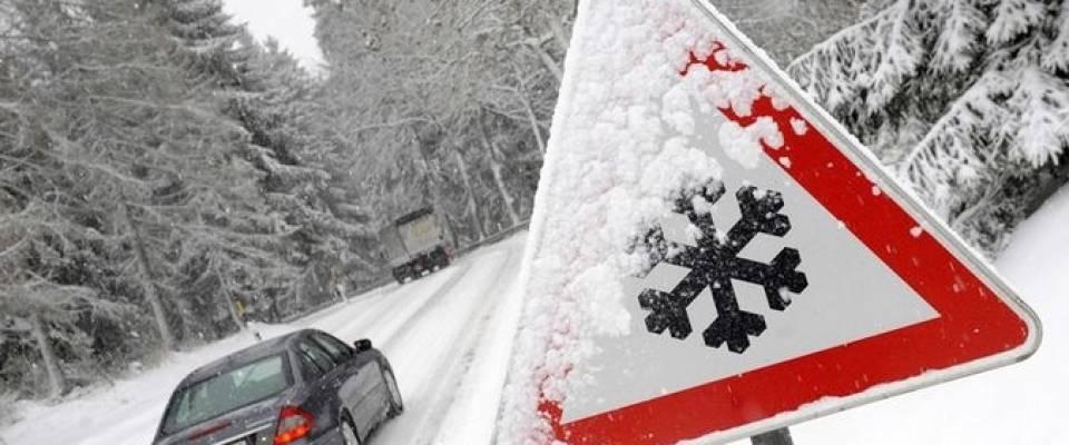 Cómo conducir seguro en invierno