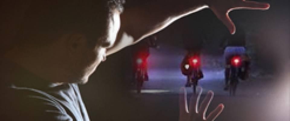 Las bicicletas podrán llevar luces intermitentes si no deslumbran