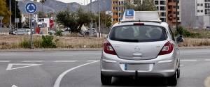 Los vehículos para los exámenes, con ADAS